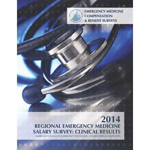 2014 Regional Emergency Medicine Salary Survey: Clinical Results