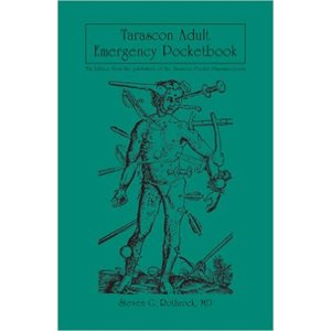 Tarascon Adult Emergency Pocketbook, Fifth Edition (AMAZON)