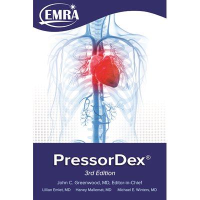 EMRA PressorDex, 3rd edition