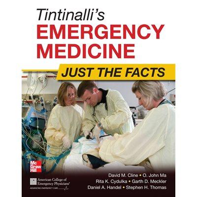 Tintinalli's Emergency Medicine, Just the Facts, 3E (AMAZON)
