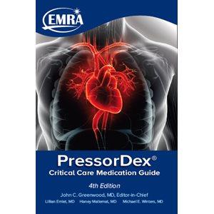 EMRA PressorDex, 4th edition