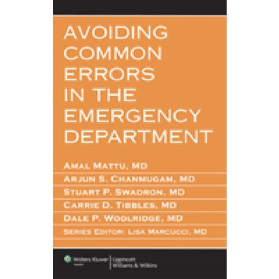 Avoiding Common Errors in the Emergency Department (AMAZON)