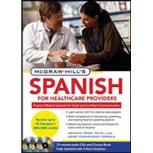 McGraw Hill's Spanish for Healthcare Providers 2E (AMAZON)