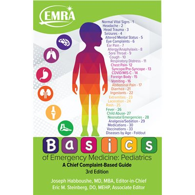 Basics of Emergency Medicine: Pediatrics, 3rd edition