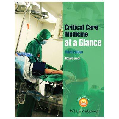 Critical Care Medicine at a Glance, 3rd Ed. (AMAZON)
