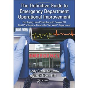 The Definitive Guide to Emergency Department (AMAZON)