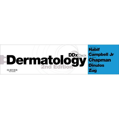 Dermatology DDX Deck, 2E (AMAZON)