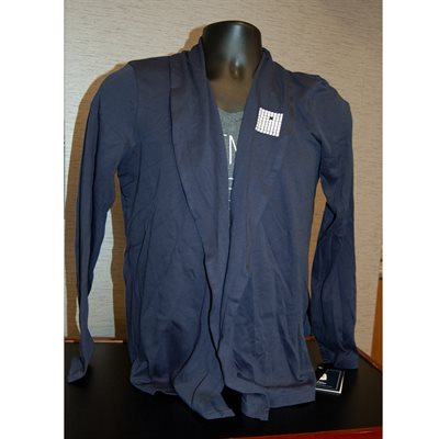 Ladies Cardigan - NAVY S