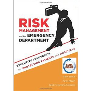 Risk Management and the Emergency Department (AMAZON)