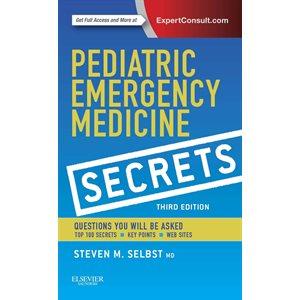 Pediatric Emergency Medicine Secrets, 3E (AMAZON)