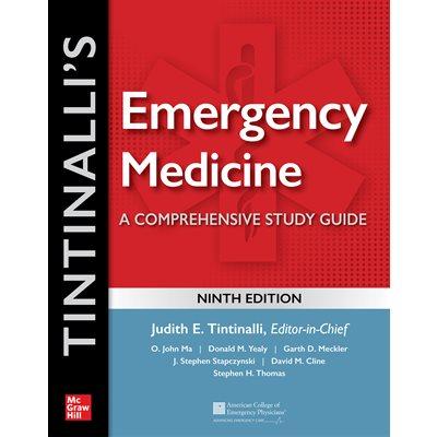 Tintinalli's Emergency Medicine, 9th Edition