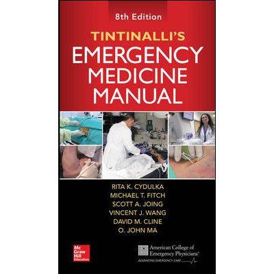 Tintinalli's EM Manual 8E (AMAZON)