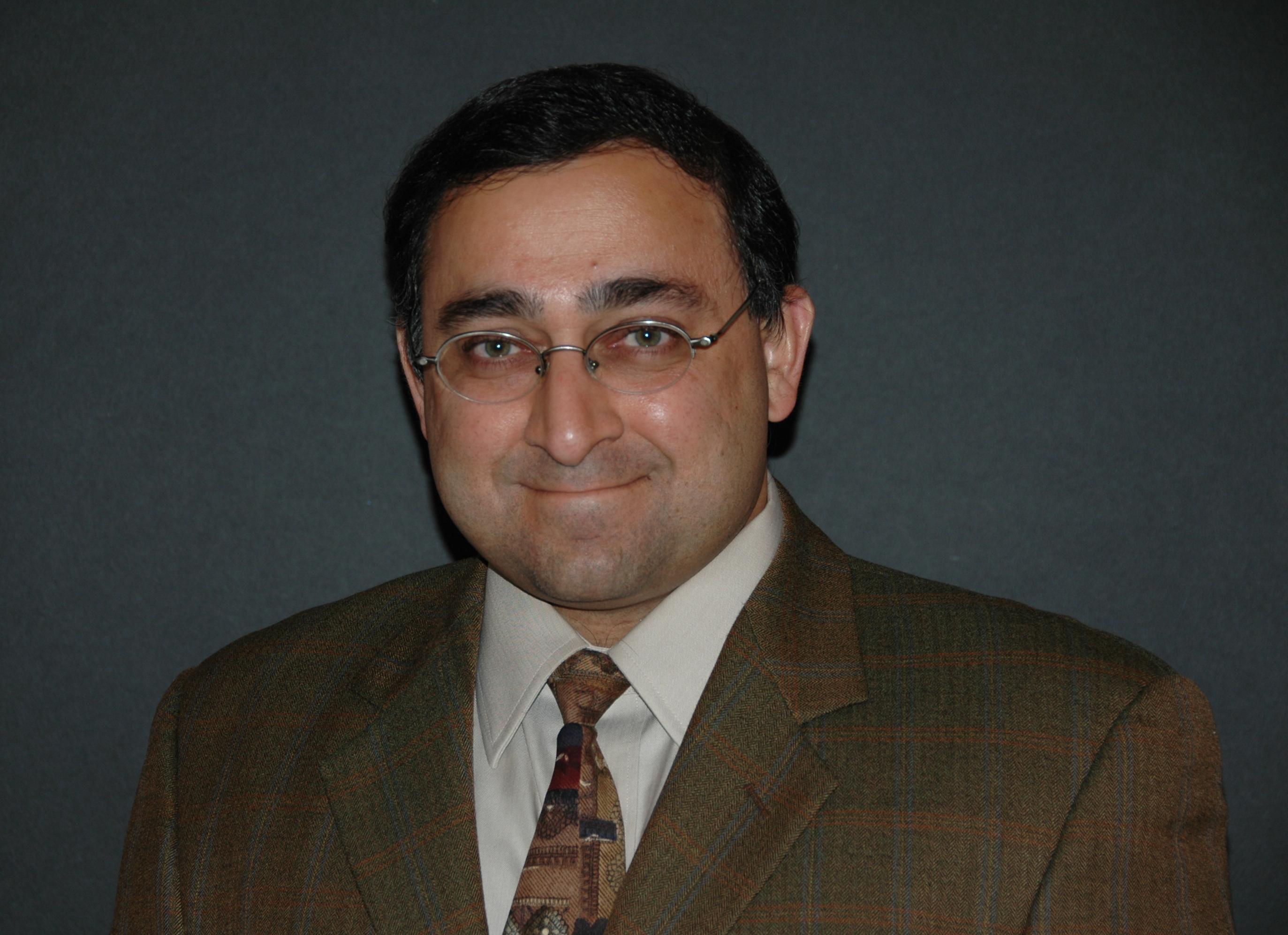 Dr. Amal Mattu headshot