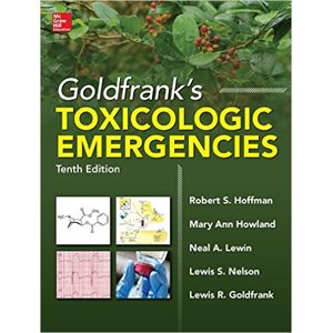 Goldfrank's Toxicologic Emergencies 10E (AMAZON)